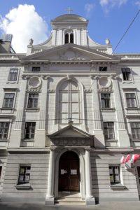 Wien Lutherische Stadtkirche